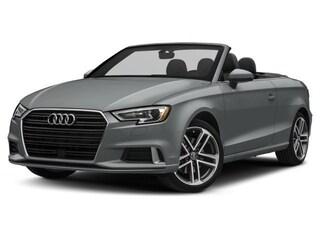 2018 Audi A3 2.0T Technik Convertible