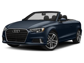 2018 Audi A3 2.0T Technik Convertible