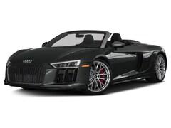 2018 Audi R8 5.2 V10 plus Décapotable ou cabriolet