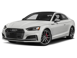 2018 Audi S5 3.0T Progressiv Coupé