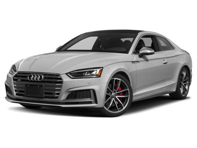 2018 Audi S5 3.0T Progressiv Coupe