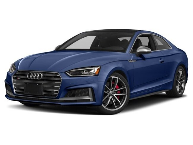 2018 Audi S5 3.0T Technik Quattro 8sp Tiptronic Cpe Coupe
