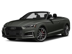 2018 Audi S5 3.0T Progressiv Décapotable ou cabriolet