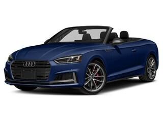 2018 Audi S5 3.0T Technik Convertible