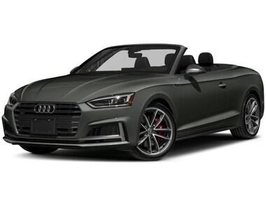 2018 Audi S5 3.0T Technik Cabriolet