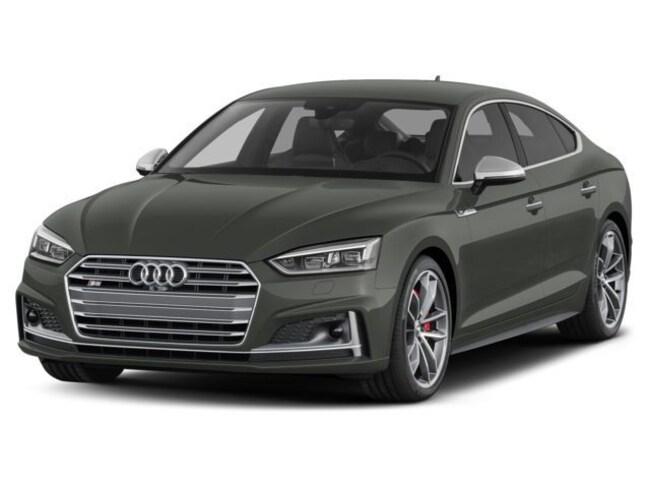 2018 Audi S5 3.0T Technik Sportback