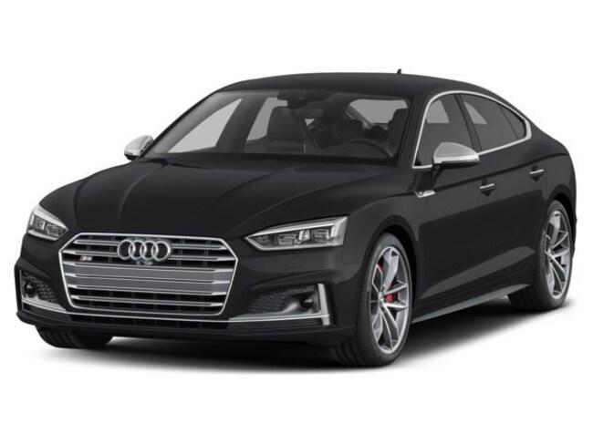 New 2018 Audi S5 3.0T Technik Sportback Toronto