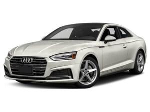 2018 Audi A5 2.0T Progressiv Quattro Coupe