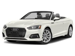 2018 Audi A5 2.0T Progressiv Cabriolet