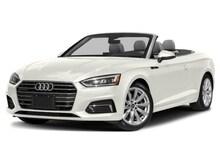 2018 Audi A5 2.0T Technik Cabriolet