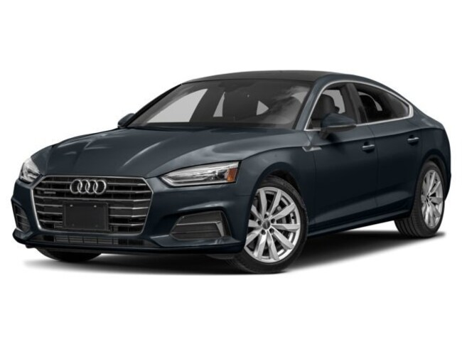 2018 Audi A5 2.0T Progressiv Hatchback