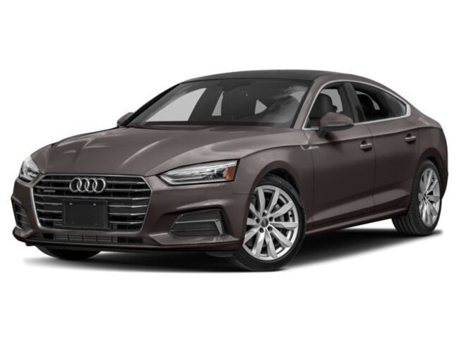 2018 Audi A5 2.0T Technik Hatchback