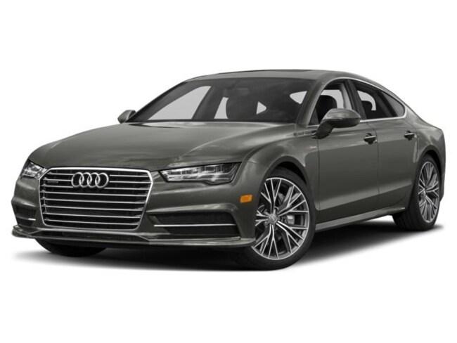 2018 Audi A7 3.0T Technik Hatchback