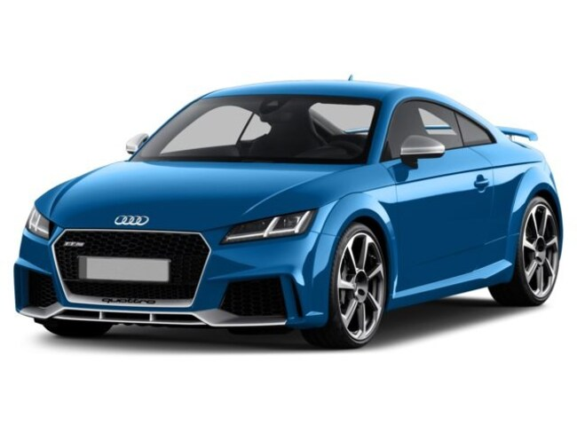 2018 Audi TT 2.5T Coupe