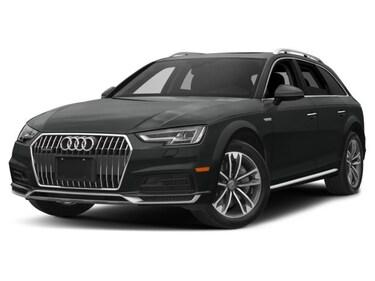 2018 Audi A4 Allroad 2.0T Progressiv Quattro 7sp S Tronic Wagon