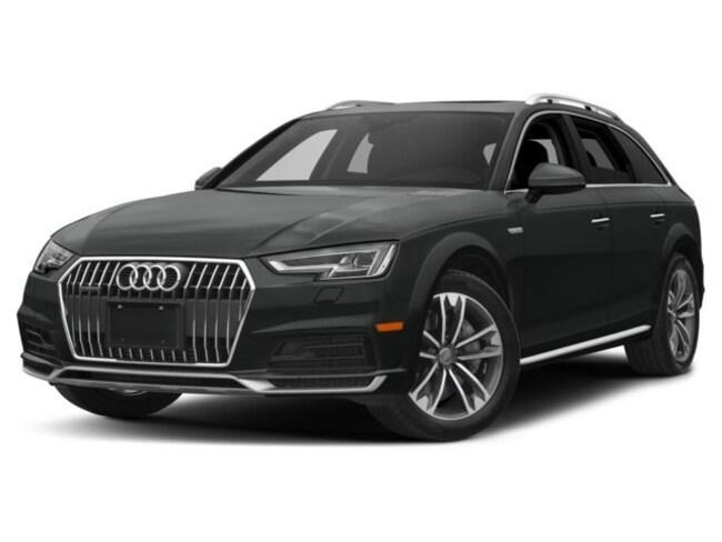 2018 Audi A4 allroad 2.0T Technik Wagon