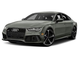 2018 Audi RS 7 4.0T À hayon