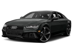 2018 Audi RS 7 Sportback Performance 4.0T performance 4.0 TFSI quattro tiptronic