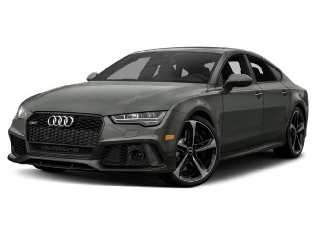 2018 Audi RS 7 performance Sportback