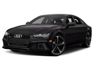 2018 Audi RS 7 4.0T performance Sportback