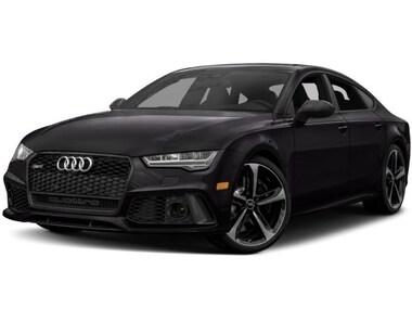 2018 Audi RS 7 4.0T performance À hayon