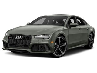 2018 Audi RS 7 4.0T Performance Quattro 8sp Tiptronic Hatchback