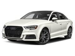 2018 Audi S3 2.0T Progressiv Sedan