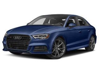 2018 Audi S3 2.0T Technik Berline