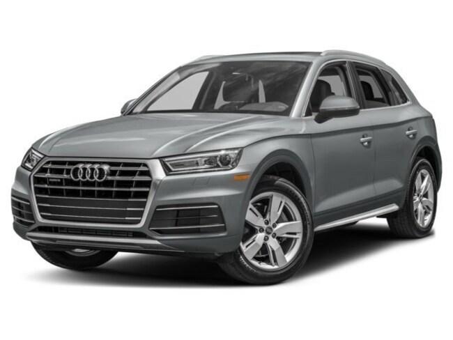 New 2018 Audi Q5 2.0T Progressiv SUV Toronto