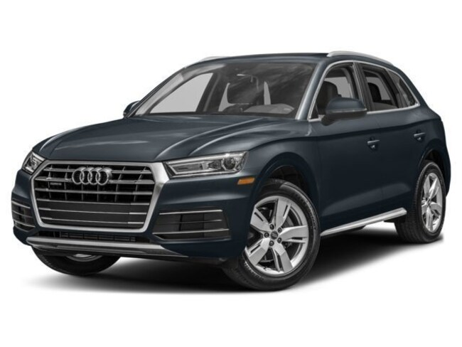 2018 Audi Q5 2.0T Technik Quattro 7sp S Tronic SUV