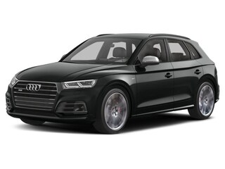 New 2018 Audi SQ5 3.0T Progressiv SUV in Toronto