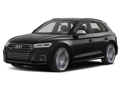 2018 Audi SQ5 3.0T Progressiv Quattro 8sp Tiptronic SUV