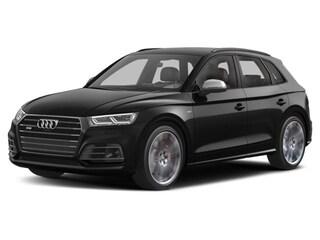 New 2018 Audi SQ5 3.0T Progressiv SUV in Toronto, ON