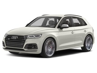 2018 Audi SQ5 3.0T Progressiv SUV