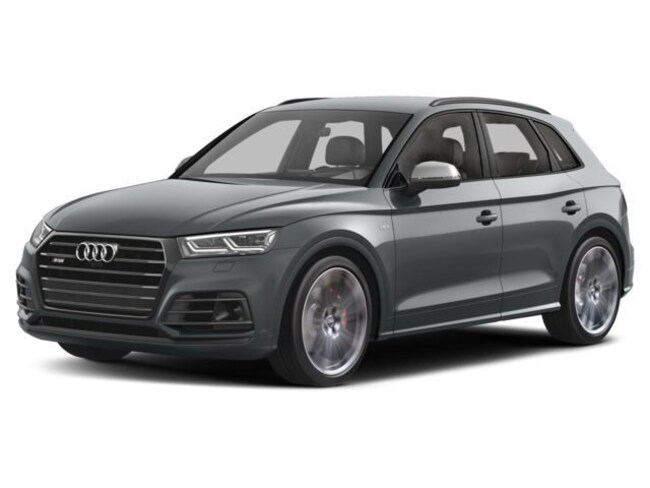 New 2018 Audi SQ5 3.0T Technik SUV Toronto