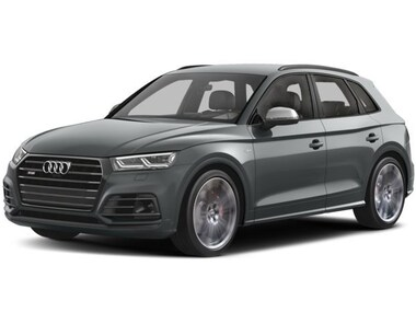 2018 Audi SQ5 3.0T Technik SUV
