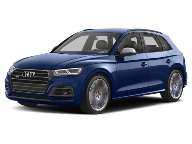 2018 Audi SQ5 3.0T Technik Quattro 8sp Tiptronic SUV
