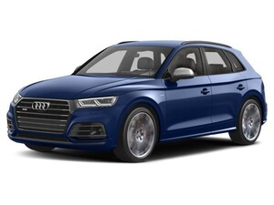 2018 Audi SQ5 3.0T Technik