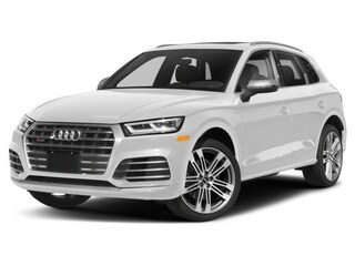 2018 Audi SQ5 3.0T Technik VUS