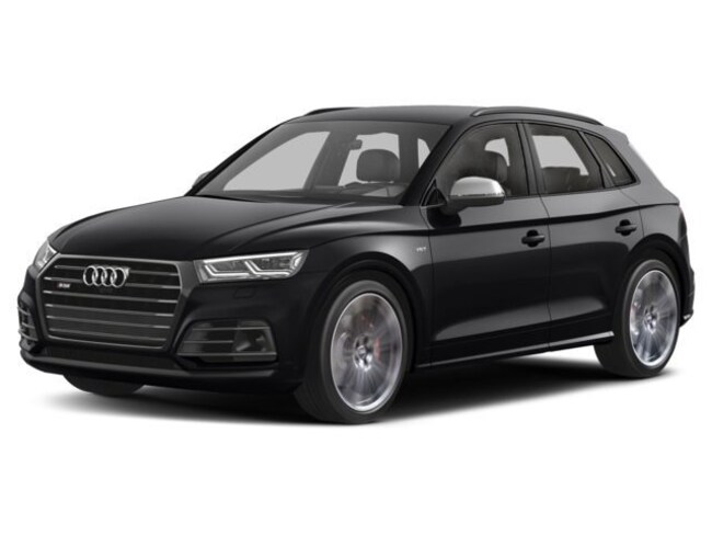 2018 Audi SQ5 3.0T Technik SUV