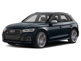 New 2018 Audi SQ5 3.0T Technik SUV in Toronto, ON