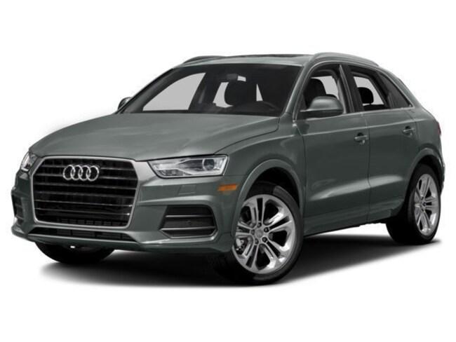 2018 Audi Q3 2.0T Komfort SUV