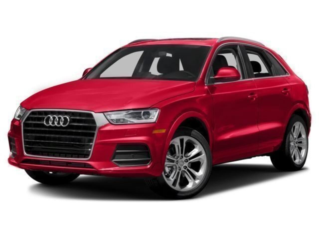 2018 Audi Q3 2.0T Komfort Quattro 6sp Tiptronic SUV