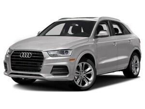 2018 Audi Q3 2.0T Progressiv
