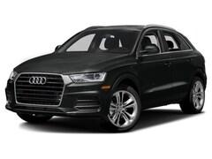 2018 Audi Q3 2.0T Technik Quattro 6sp Tiptronic SUV