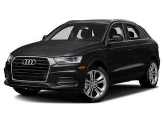 2018 Audi Q3 2.0T Technik SUV