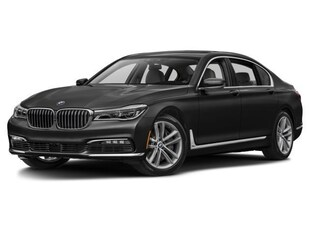 2018 BMW 750i Xdrive Sedan Berline