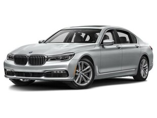 2018 BMW 750i i xDrive Berline