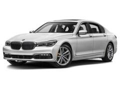 2018 BMW 750i Xdrive Sedan Sedan