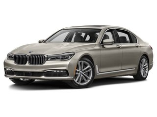 2018 BMW 750 i xDrive Berline